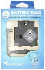 Subsonic Skylanders Rechargeable Battery Pack PS3 Wii portal of power New Sealed