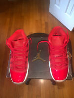 retro jordans youth size 7