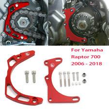 Case Saver + Guard Cover Protector Billet For Yamaha Raptor YFM 700 YFM700 R