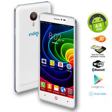 "GSM UNLOCKED 3G Smart Phone Android 4.4 Dual-Sim Dual-Core Dual-Cam 5.5"" LCD"