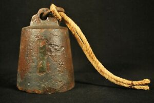 RARE HUGE IRON & BRASS OMORI C.1910 / Antique Japanese Weight Scale 10 3/4 lbs