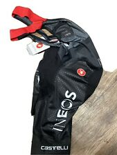 Team Ineos Castelli Free Aero Cycling Bib Short BNWT Small Pinarello RRP £150