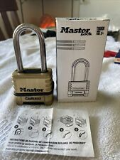 Master Lock 1175lhss Proseries Set Your Own Combination Lock 2 14 Wide Br