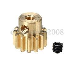 REMO G2713 390 Motor Gear Copper 13T 1/16 RC Car Parts For Truggy Buggy Short Co