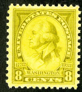 US Stamps # 713 MNH Superb
