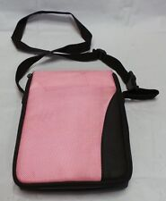 Genuine RDS Industries Pink Carry On Shoulder Travel Bag With Four Compartments!