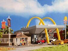 VOLLMER KIT DI COSTRUZIONE nr. 43635 McDonald BB ´s con McCAFE '