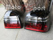 _VW Golf 3 schwarze Rückleuchten Black Tail Lights VR6 Logo