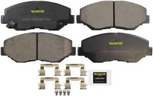 Disc Brake Pad Set-Total Solution Ceramic Brake Pads Front fits 2003 Honda Pilot