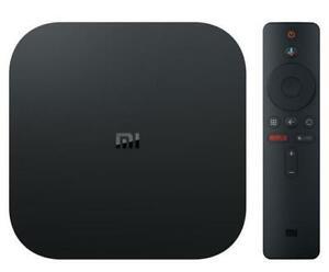 Xiaomi MI TV BOX S 4K 2+8GB WiFi Netflix UHD Android  Internet Media Streaming