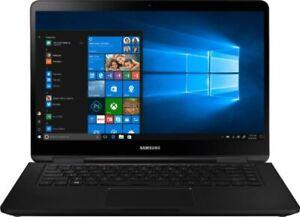 "Samsung 7 Spin 15.6"" (128GB SSD, AMD Ryzen 5, 3.60 GHz, 8 GB) Laptop - Black - …"