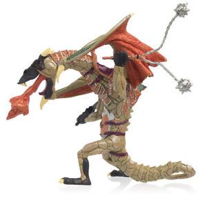 Papo Dragon Warrior Fantasy Figures Fire Breathing Dragon Toy Fantasy Fiction