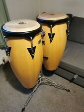 More details for cosmic percussion - conga drums & solid stand