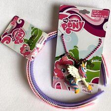 New My Little Pony Necklace & Headband Set: Princess Celestia, Twilight Sparkle