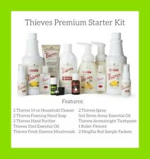 Young Living Essential Oils Thieves Premium Starter Kit Hand Soap Purifier NEW