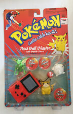 Pokemon Battle Figures Pikachu, Chansey, Scyther