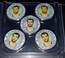 peja STOJAKOVIC nba COIN topps sacramento KINGS golf MARKER poker CHIP 2005