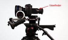 Cinematics LCD viewfinder Nikon D800 D600 D7100 D4X D750 sun shade optical glass