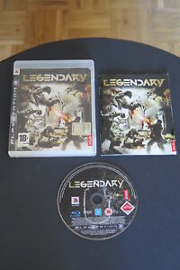 PS3 : LEGENDARY - Completo, ITA !