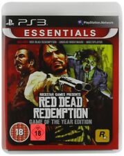 Ps3 juego Red Dead Redemption + Teleadicta Nightmare GOTY Game of the Year Edition