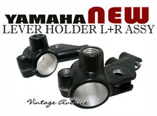 YAMAHA DT100 DT125 DT175 DT250 DT360 DT400 HANDLE BAR LEVER HOLDER 1PAIR [ORX]