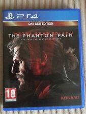 METAL GEAR SOLID THE PHANTOM PAIN * MINT * Sony PS4
