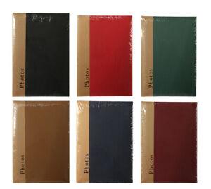 Henzo Fotoalbum Chapter, Einsteck-Album für 300 Fotos 10x15, Farbe auswählbar !