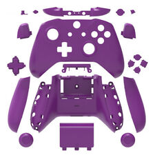 Xbox One S Controller Case Shell Mod Kit Button Custom DIY Replacement Purple