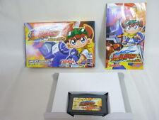 B Densetsu BATTLE BEDAMAN Moero Daman Game Boy Advance Nintendo JAPAN Game gba