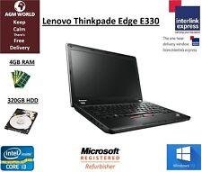 Lenovo Thinkpad E330 Core i3-2370m 2.40GHz 4GB 320GB Webcam HDMI Windows 10