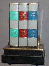 VINTAGE SOVIET RUSSIAN BRASS/PLASTIC CIGARETTE CASE HOLDER MUSIC BOX