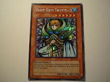 YU GI OH  Fairy King Truesdale WC4-001 Secret Rare
