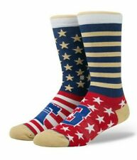 NWT Stance Phillie Allen Iverson Socks Size Large (9-12)