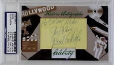 Dick Van Dyke Historic Autographs Celebrity Cut Signature Auto /3 Mary Poppins