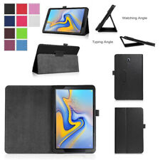 """For Samsung GALAXY Tab 3 / 4, 7"""" 8"""" 10.1"""" Tablet Smart Case Magnetic Stand Cover"""