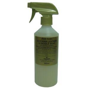 Gold Label Glycerin Leather & Saddle Soap Liquid