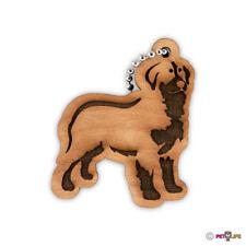 Bernese Mountain Dog Keychain key chain keys charm berner