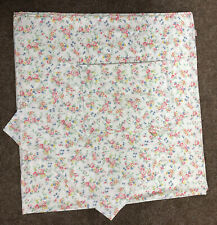 Cath Kidston Double Duvet Bedding Set, Floral, Barely Used,Genuine,VGC, Free P&P