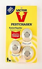 *Victor Mini PestChaser Electronic Pest Repellent With Night Light - M753Sn