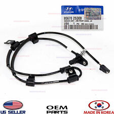 ABS WHEEL SPEED SENSOR FRONT LEFT GENUINE!!! HYUNDAI TUCSON 2011-2015 956702S300