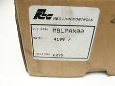 New never been opened bag Red Lion MBLPAX00 LPAX Mounting Brackets (4 sets)
