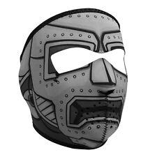 Dr. Doom Neoprene Ski Mask Full Motorcycle Biker Face Mask Reversible NEW +