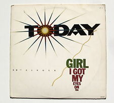 TODAY.........GIRL I GOT MY EYES ON YOU....... MAXI 33T