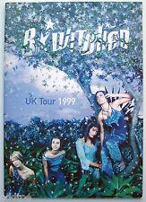 B*WITCHED- Original 1999 UK Tour Concert Program