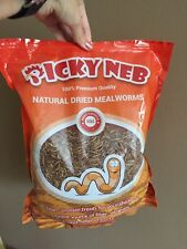 Mealworms Dried