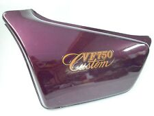 ORIG. pages Couvercle gauche/COVER LEFT HONDA vf 750c Magna v45 rc09 rouge