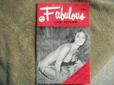 Fabulous Las Vegas Magazine Elvis Abbe Lane Joan Rivers Phyllis Diller 8/5/1972