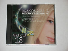 Dragonball Z Android 18 - The Android Sagas American soundtrack CD Faulconer NEW