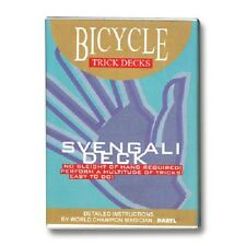 Red Back Svengali Deck - bicycle card magic trick! Christmas stocking filler