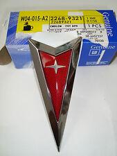 <~SUPER NEW~> PONTIAC 5 inch Emblem FIREBIRD G8 G6 GXP FIERO GTO GRAND PRIX AM